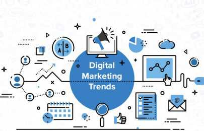 10 Digital Marketing Trends All Entrepreneurs Need to Pay Attention to