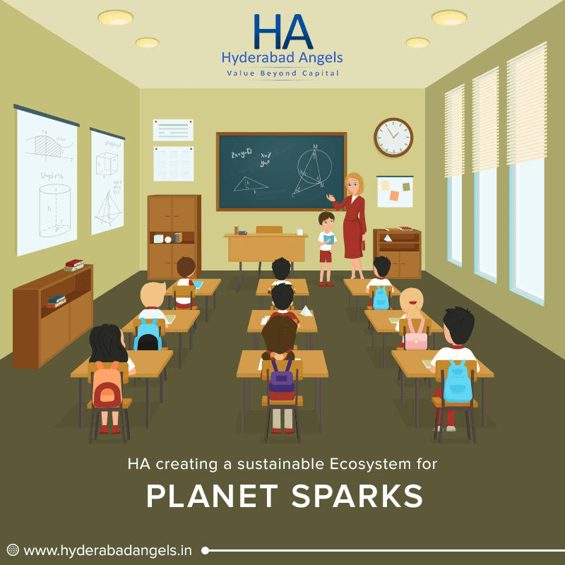 Hyderabad Angels invests on Ed-tech startup Planet Spark