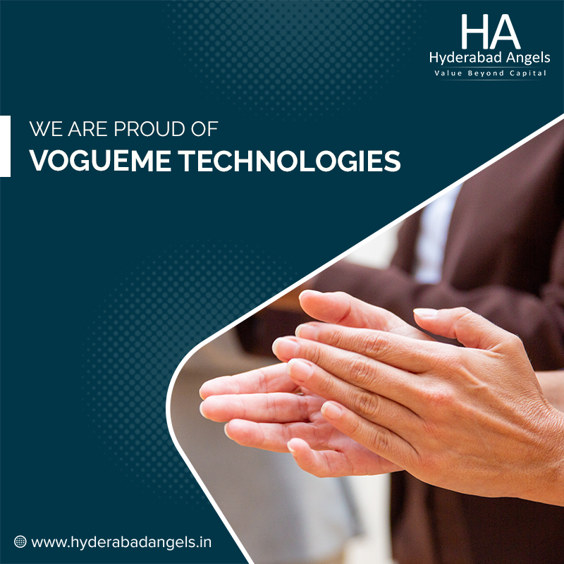 HA invested startup Vogueme Technologies successfully raised over $400,000 in a bridge round of funding