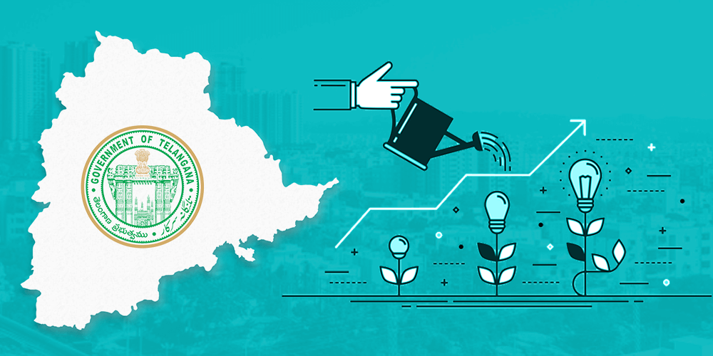 Telangana Government Creates Schemes To Foster Startup Ecosystem