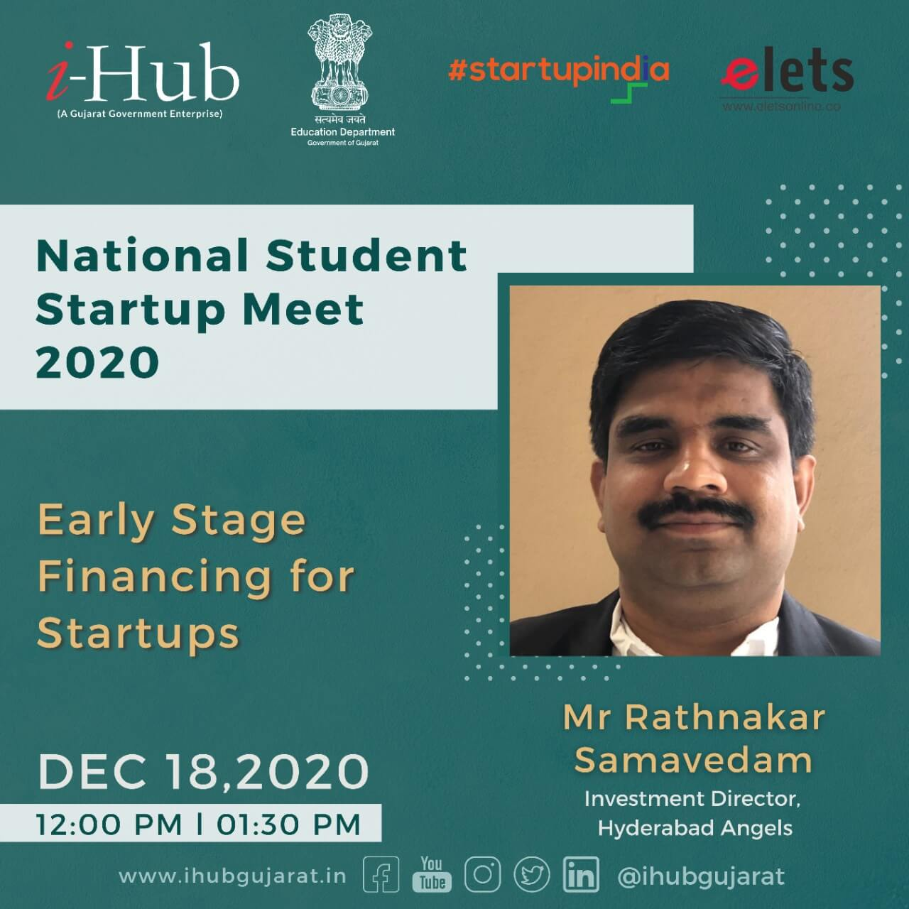 Early Stage Financing for Startups
