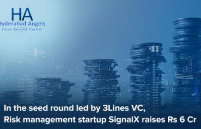 SignalX raises Rs 6 cr